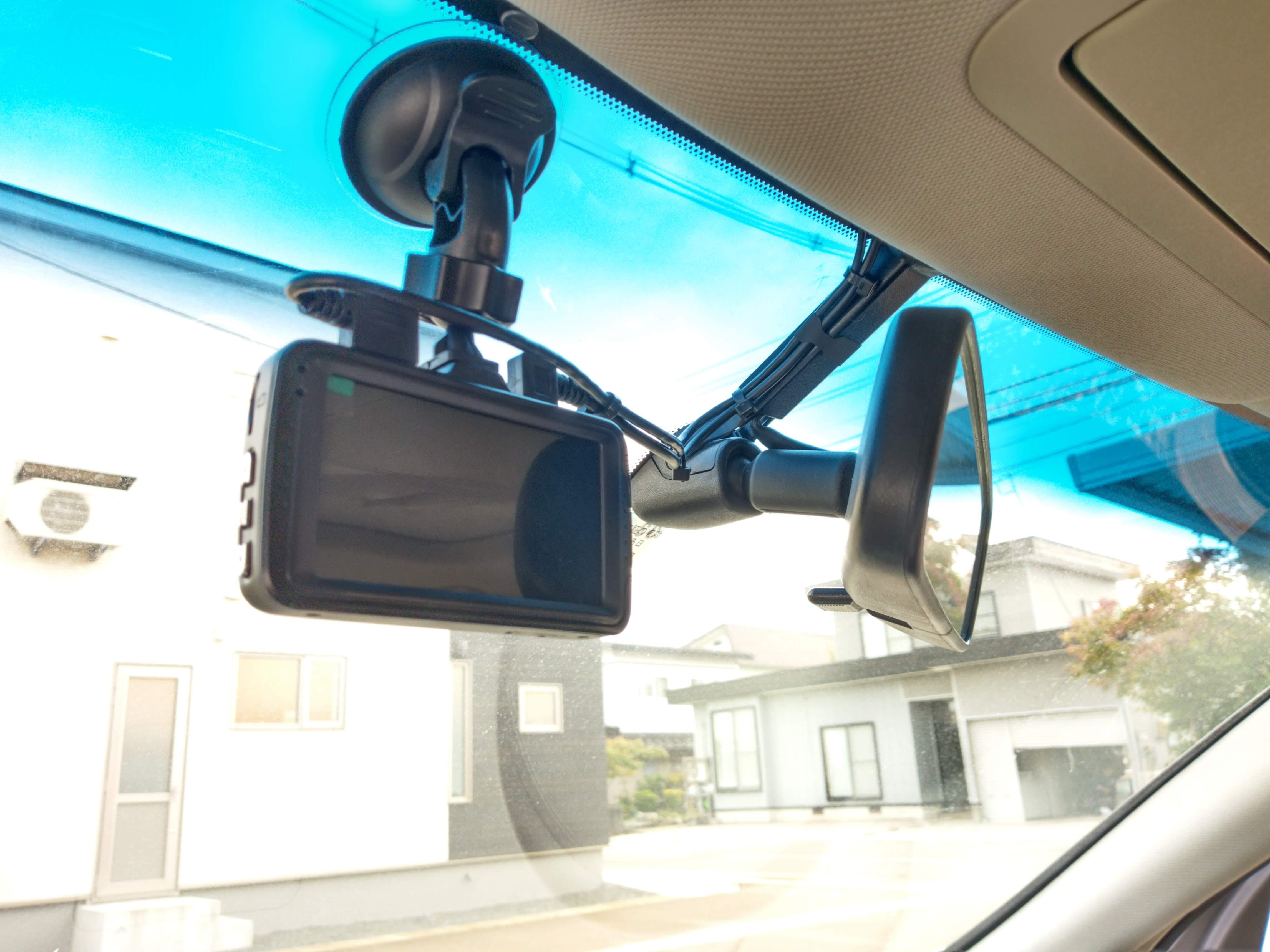 フロントカメラ外観